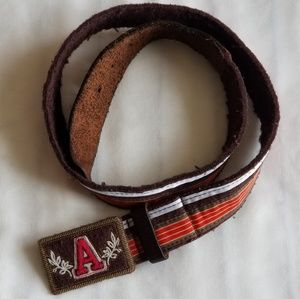"""""""A"""" Belt"""